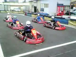 Kartoff♪ Exhibition Race カートオフ エキシビションレース City Kart シティカート Rental レンタルカート Grid グリッド