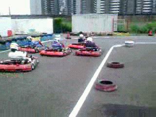 Kartoff♪ Exhibition Race カートオフ エキシビションレース City Kart シティカート Rental レンタルカート 1コーナー 1Corner