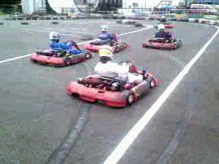 Kartoff♪ Exhibition Race カートオフ エキシビションレース City Kart シティカート Rental レンタルカート