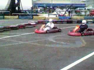 Kartoff♪ Exhibition Race カートオフ エキシビションレース City Kart シティカート Rental レンタルカート 並走 SideBySide サイドバイサイド