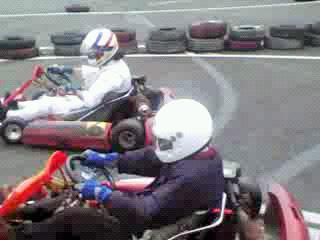 Kartoff♪ Exhibition Race カートオフ エキシビションレース City Kart シティカート Rental レンタルカート 並走2 SideBySide サイドバイサイド