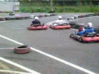 Kartoff♪ Exhibition Race カートオフ エキシビションレース City Kart シティカート Rental レンタルカート 並走 サイドバイサイド SideBySide