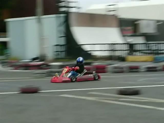 快調な逃げ、レース、Race、Kart、カート、レンタル、Rental、モータースポーツ、MotorSports、ドライビング、Driving