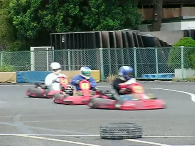 トップ争い、復帰、追走、ゴール、Goal、チェッカーフラッグ、Checker Flag、レース、Race、Kart、カート、レンタル、Rental、モータースポーツ、MotorSports、ドライビング、Driving