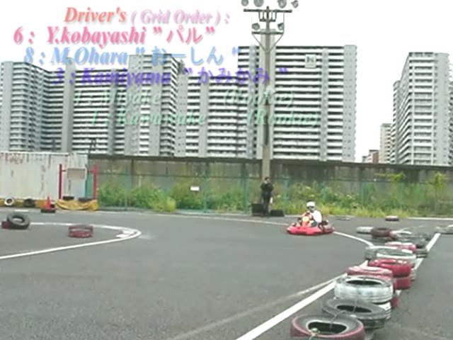 Kartoff♪体験型 Vol.80 Sprint Race スプリントレース 1コーナー 1Corner シティカート レンタルカート MotorSports モータースポーツ Kart CityKart City Kart