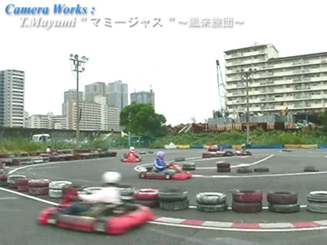 Kartoff♪体験型 Vol.80 Sprint Race スプリントレース インフィールド Infield シティカート レンタルカート MotorSports モータースポーツ Kart CityKart City Kart