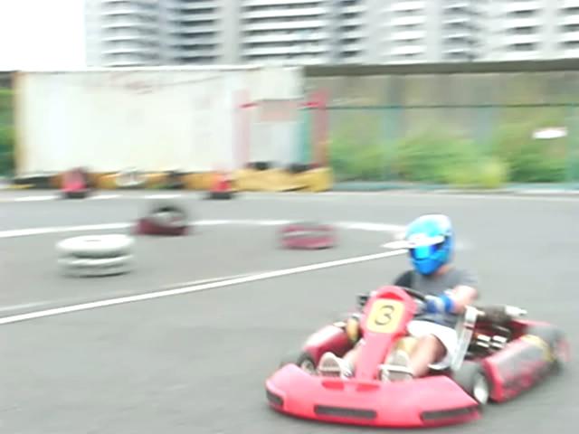 Kartoff♪体験型 Vol.80 Sprint Race スプリントレース 1コーナー 1Corner 立ち上がり シティカート レンタルカート MotorSports モータースポーツ Kart CityKart City Kart