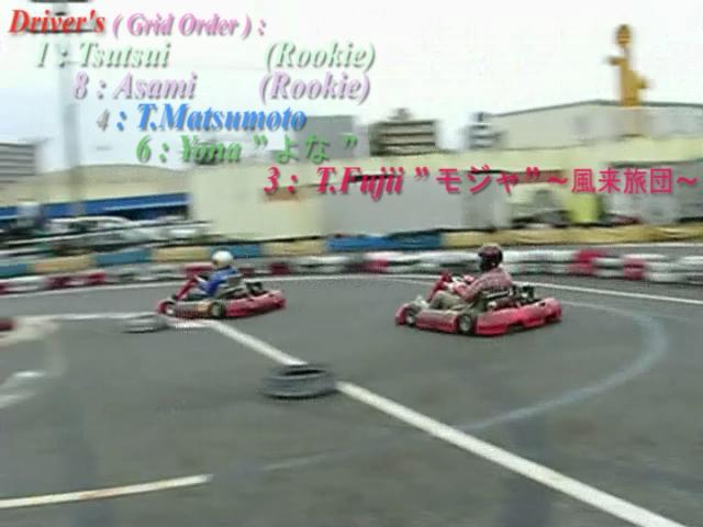 Kartoff♪体験型 Vol.80 Sprint Race スプリントレース 2コーナー 2Corner 先頭 トップ Top 女性 初心者 Over Speed オーバースピード スピンアウト Spin Out Tire Barrier タイヤバリア 接触 Steering ステアリング 切り足し タイミング Timing シティカート レンタルカート MotorSports モータースポーツ Kart CityKart City Kart