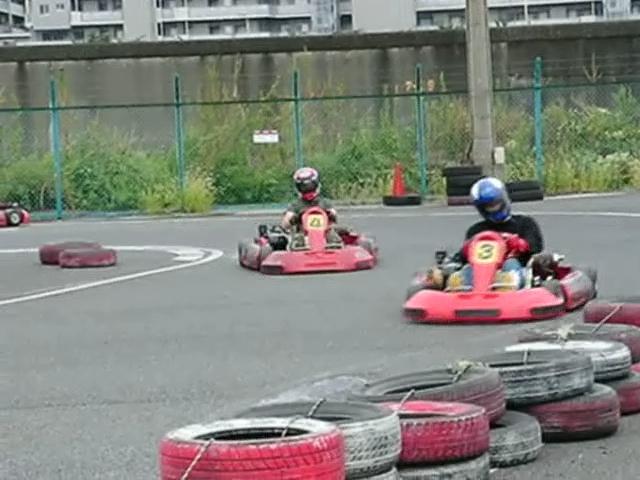 Kartoff♪体験型 Vol.80 Sprint Race スプリントレース 1Corner 1コーナー 立ち上がり シティカート レンタルカート MotorSports モータースポーツ Kart CityKart City Kart