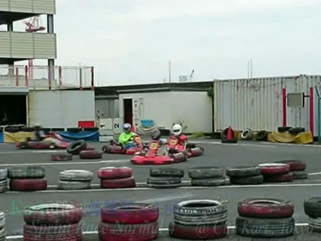 Kartoff♪体験型 Vol.80 Sprint Race スプリントレース 1Corner 1コーナー シティカート レンタルカート MotorSports モータースポーツ Kart CityKart City Kart