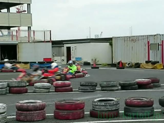 Kartoff♪体験型 Vol.80 Sprint Race スプリントレース 1コーナー 1Corner 切り返し シティカート レンタルカート MotorSports モータースポーツ Kart CityKart City Kart