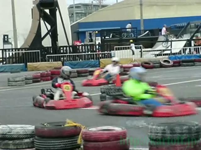 Kartoff♪体験型 Vol.80 Sprint Race スプリントレース 3コーナー 3Corner シティカート レンタルカート MotorSports モータースポーツ Kart CityKart City Kart