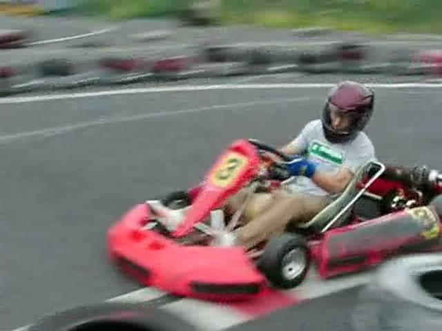 Kartoff♪体験型 Vol.80 Sprint Race スプリントレース Infield インフィールド 近接 アップ Up シティカート レンタルカート MotorSports モータースポーツ Kart CityKart City Kart