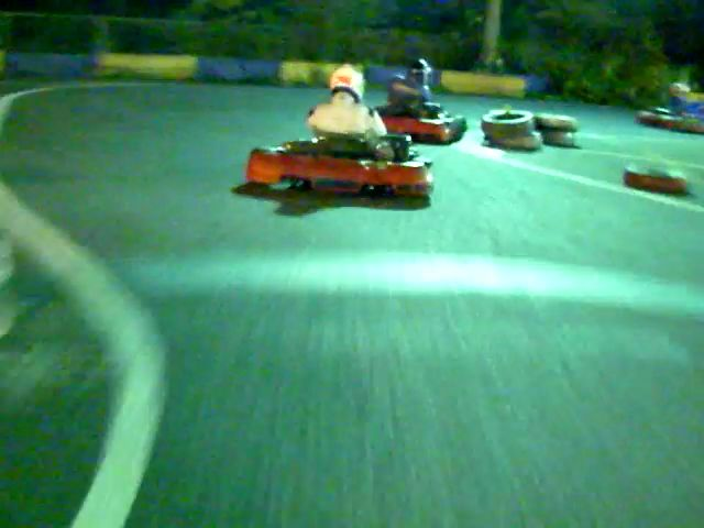 Night Race、ナイトレース、追走、車載、オンボード、OnBoard、コーナーリング、Cornering、ライン、Line、視線、Kart、カート、レンタル、Rental、モータースポーツ、MotorSports、ドライビング、Driving