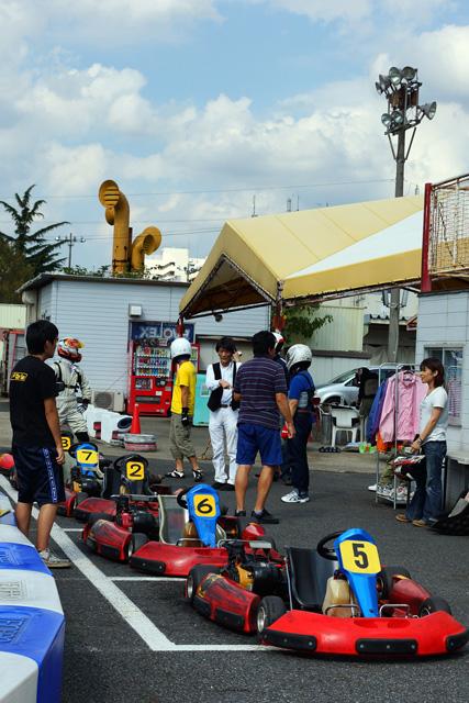 Kartoff♪                       CityKart シティカート City Kart                      カートオフ パドック ピット 様子 レンタルカート MotorSports モータースポーツ レース Race