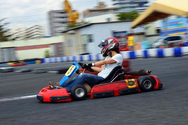 Kartoff♪ CityKart シティカート City                       Kart                      カートオフ 女性 初心者 1コーナー フリー走行 乗り方 走り方 参加 レンタルカート MotorSports モータースポーツ レース                       Race