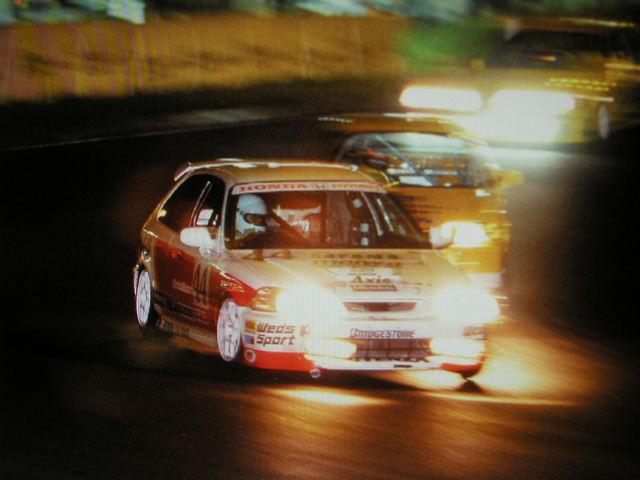 OMA Sports Car Club オーマスポーツカー クラブ ACC.S エーシーシーエス 筑波サーキット Tsukuba Circuit ナイター耐久8時間 Night Race Endurance 8hour MotorSports モータースポーツ